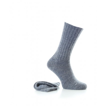 Alpaca Casual Socks Denim