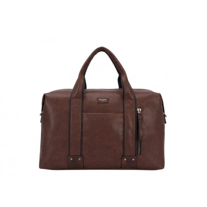 David Jones Holdall Brown