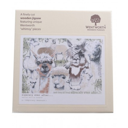 Wentworth Child's Alpaca Midi 40pc Jigsaw