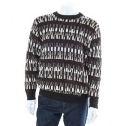 Alpaca Jumper John Brown
