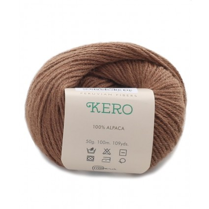 Alpaca Double Knit Yarn Camel