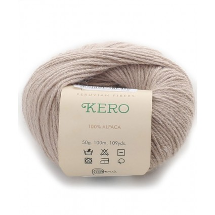 Alpaca Double Knit Yarn Fawn