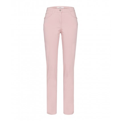 Brax Mary Crystal Slim Fit Jeans Pink