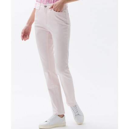 Brax Mary Brilliant Summer Jeans Pink