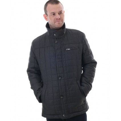 Jupiter Stepp Quilted Jacket Tobacco
