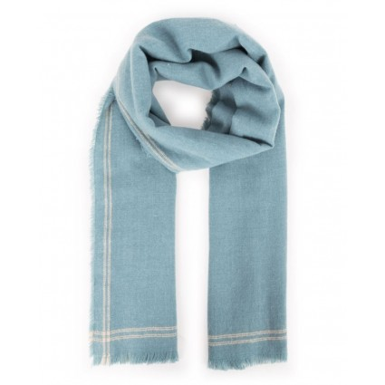 Powder Molly Scarf Ice Blue
