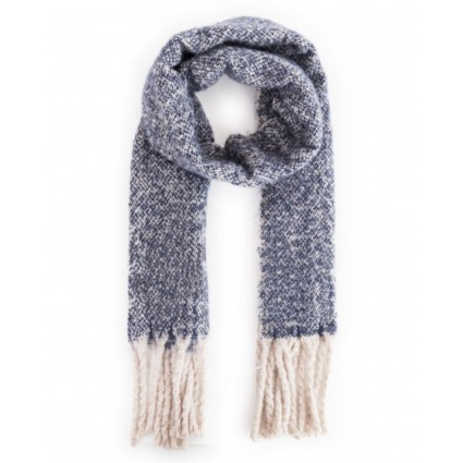 Powder Morag Scarf Navy