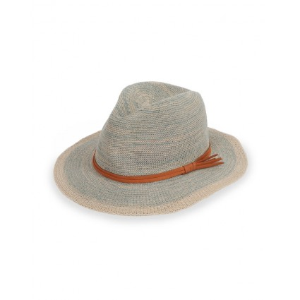 Powder Natalie Cotton Sun Hat Turquoise