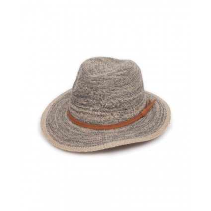 Powder Natalie Cotton Sun Hat Slate