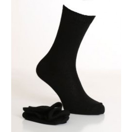 Alpaca Everyday Socks Black
