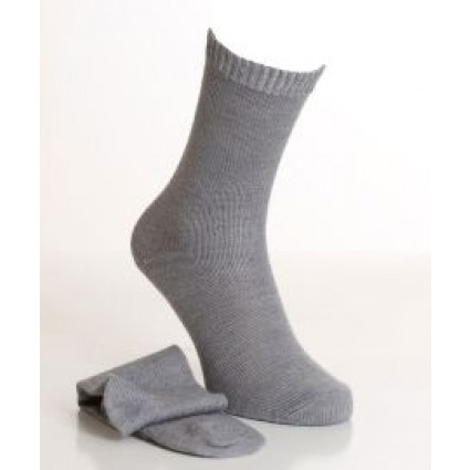 Alpaca Everyday Socks Grey