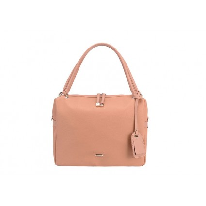 David Jones Overnight Travel Bag Pink