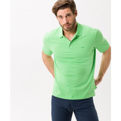 Brax Patrick Polo Shirt Green