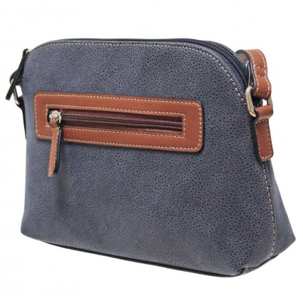 Envy Spruce Cross Body Bag Navy