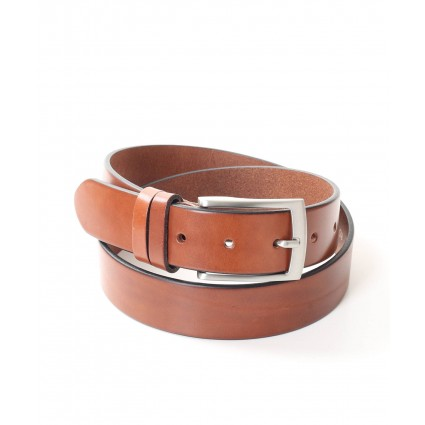 Charles Smith Leather Belt Tan