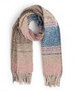 Powder Maggie Scarf Pink Mix