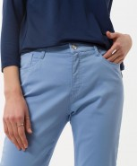 Brax Carola Sport Trousers Powder Blue