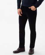 Brax Cooper Regular Fit Cords Navy