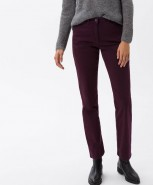 Brax Mary Brilliant Slim Jeans Berry