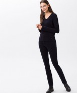 Brax Mary Brilliant Slim Jeans Dark Blue