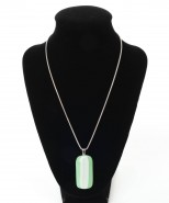 Scott Irvine Green Pendant