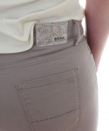 Brax Mary Brilliant Slim Leg Summer Jeans Cedar
