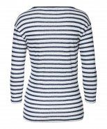 Brax Top Colletta Navy Stripe