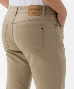 Brax Cooper Regular Fit Jeans Beige