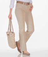 Brax Fiona Trousers Taupe