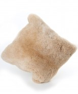 Alpaca Fur Cushion Cover Fawn