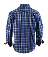 Brax Shirt Dalton Blue