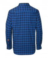 Brax Shirt Dries Blue Check
