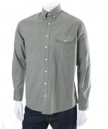 Brax Doug Print Shirt Green