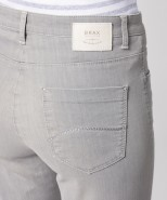 Brax Mary Trend Slim Leg Jeans Grey