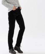 Brax Mary Cords Slim Straight Leg Black