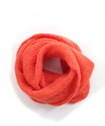 Baby Alpaca Snood Orange