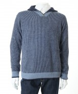 Alpaca Owen Sweater Blue