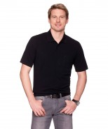 Brax Polo T-shirt Phil Black