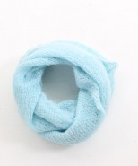 Baby Alpaca Blue Snood