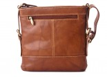 Nova Leather Handbag Tan - 901