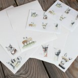 Alpaca Letter Writing Set