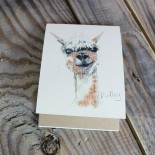 Alpaca Recycled Notepad