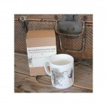 Alpaca Fine Bone China Mug