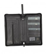 Primehide Travel Planner Black 9300