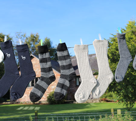 Luxury Alpaca socks