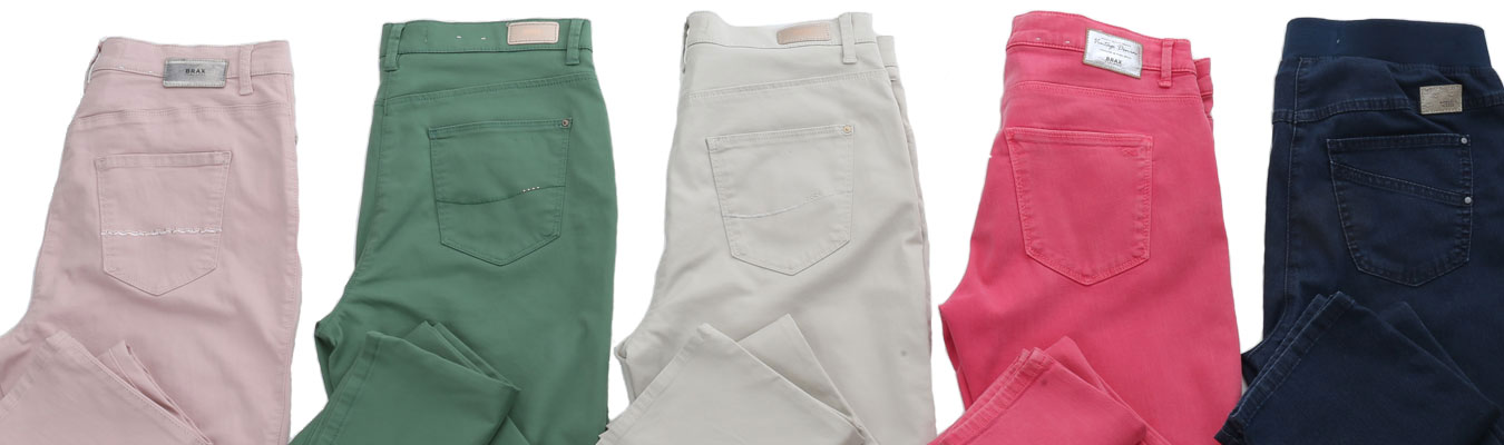 Brax Ladies' Trousers Collection